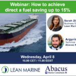 Joint webinar Lean Marine & Abacus Marine Consultants for Greece and Cyprus