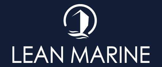 lean marine logo