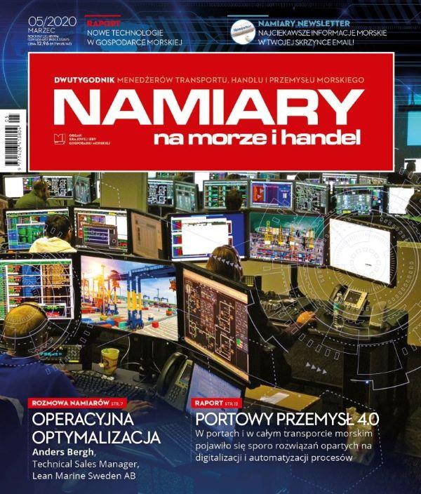 Cover of Namiary na morzel i handel