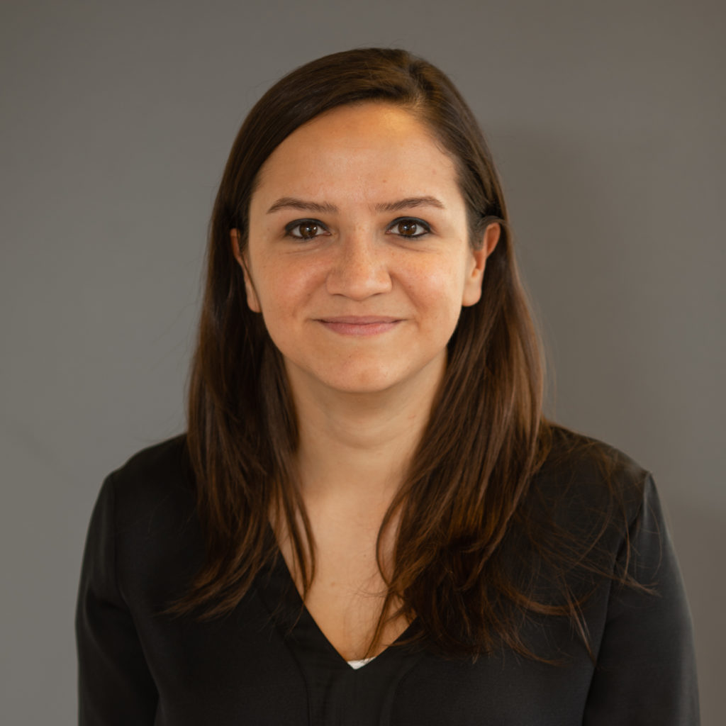 Photo of Deniz Aydinoglu - Marketing & Project Manager