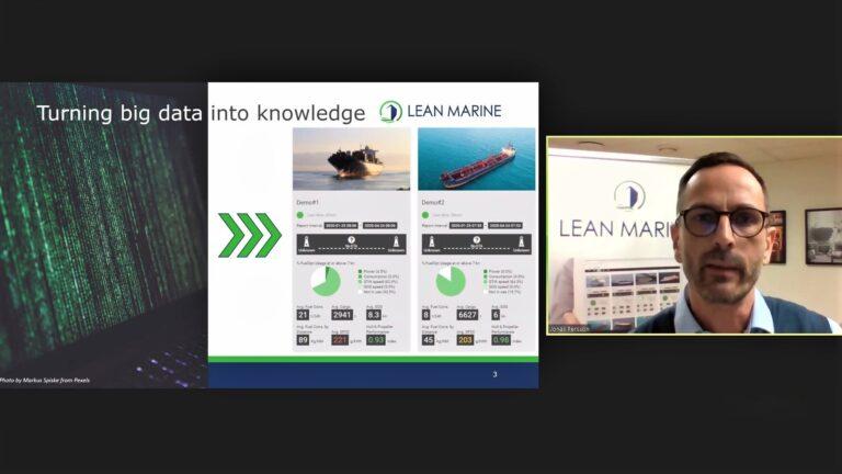 APM Webinar - Joint LM & I-tech - Vessel Efficiency - Jonas Persson