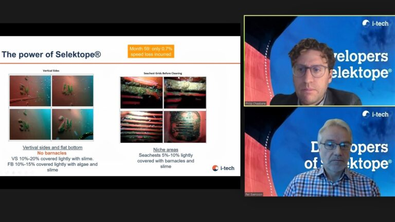 APM Webinar - Joint LM & I-tech - Vessel Efficiency - Philip Chaabane and Per Svensson