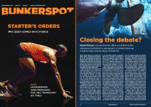 Bunkerspot - Dec 2019- Closing the debate - Article by Sarah Zitouni