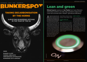 Bunkerspot - Jan 2021 - Lean and Green - Interview with Mikael Laurin