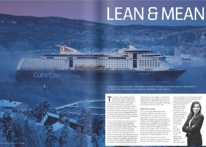 Drydock - March 2020 - Lean & Mean, by Sarah Zitouni