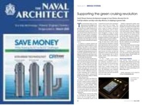 The Naval Architect - Supporting the green cruising revolution