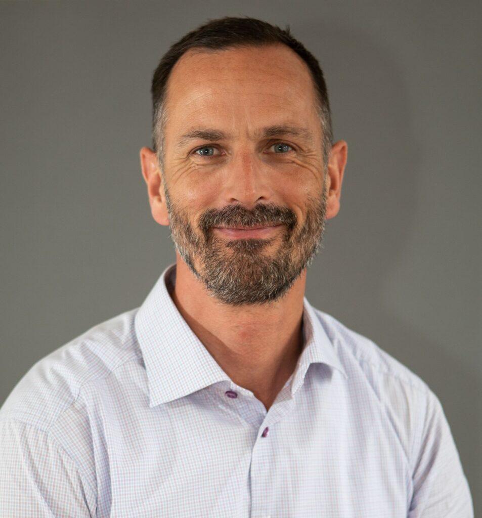 Jonas Persson, Sales Director at Lean Marine