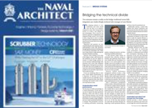 The Naval Architect - March 2021 - Briding the technical divide