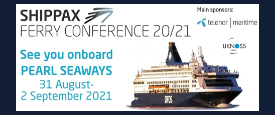 Shippax Ferry Conference banner